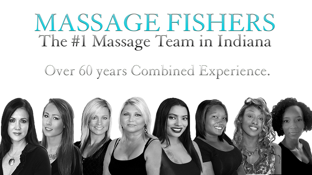 massage fishers team